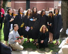 Clinical Psychology graduates